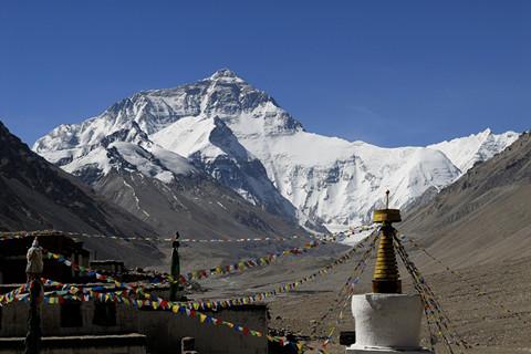 8 Días Tíbet Campo Base del Everest Tour