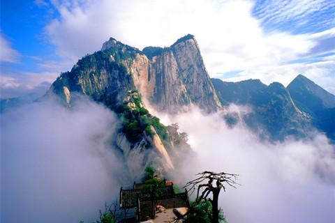 4 Días Tour Xi'an a Monte Hua Tour