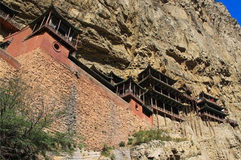 6 Días Pueblos Antiguos de Shanxi Tour