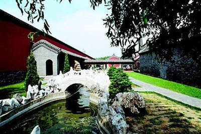 Palacios imperiales de china arquitectura imperial china for Jardin imperial chino